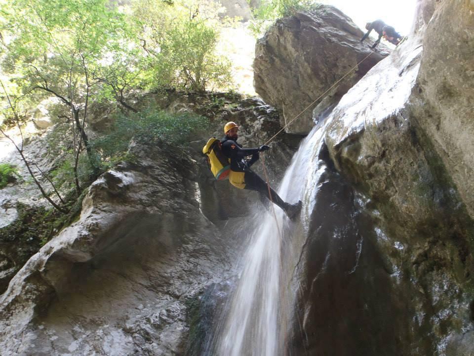 Canyoning.A.Federigi