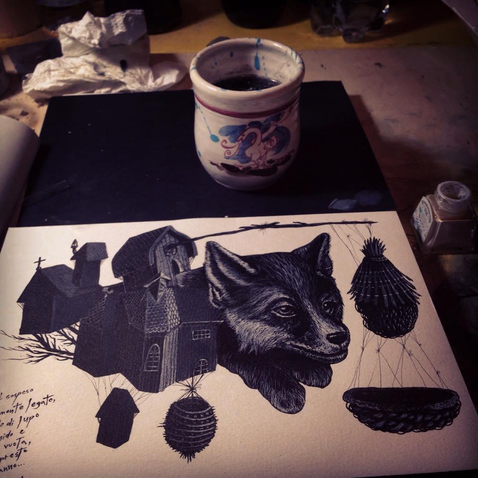 Bue2530 Sketch