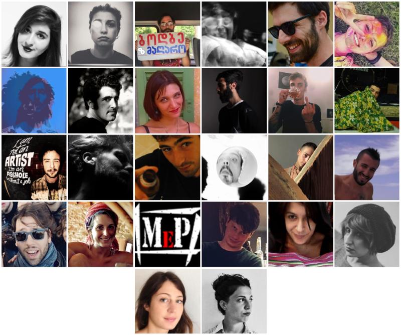 Chi Siamo: Le Persone || Three Faces