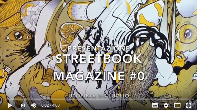 Video_streetbook network live_Utopiko
