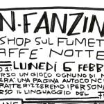 Fun-Fanzines Workshop a cura di TeLe Brucio || Febbraio 2017 @ Caffè Notte (FI)
