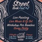StreetBook Fest #2 || 20 luglio 2017 @ Utopiko (FI)