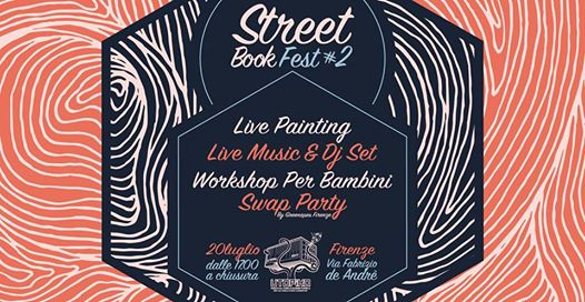 streetbook fest utopiko eventi firenze