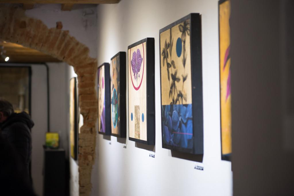 Fabio Petani alla Street Levels Gallery