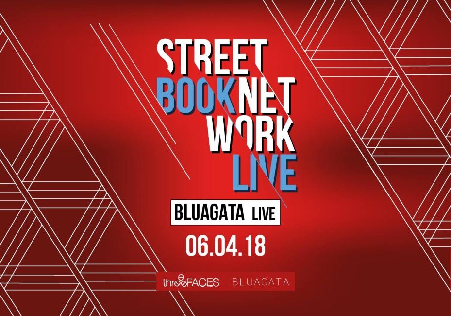 StreetBook Network Live || 6 aprile 2018 @ Ex-Chiesa di San Giovanni (PO)