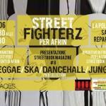 Street Fighterz per Afrin || 21 giugno '18 @ La Polveriera (FI)