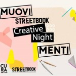 MuoviMenti // StreetBook Creative Night @ Cura Art Lab (FI)
