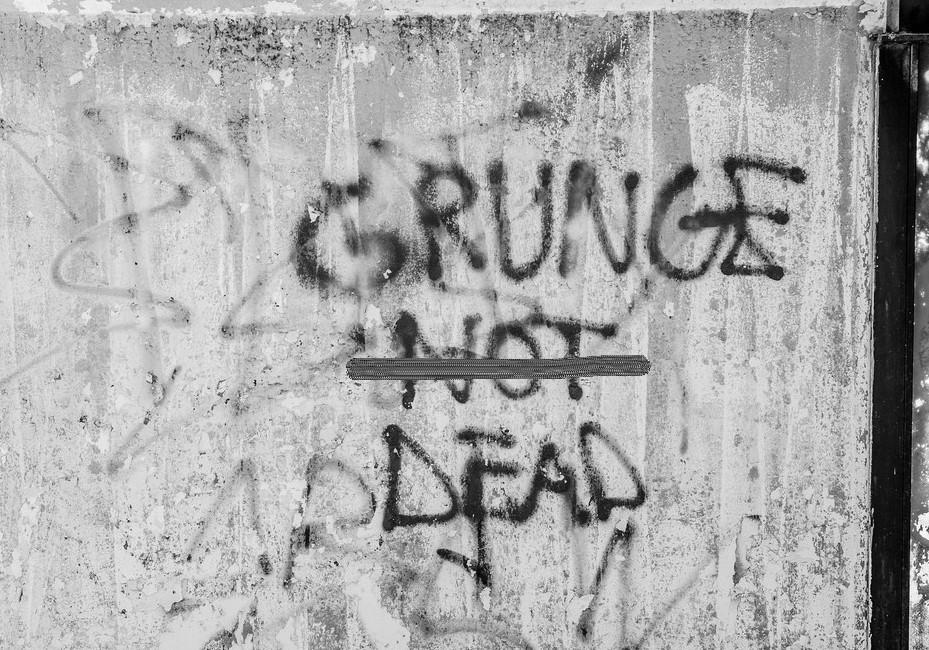 Grunge not dead