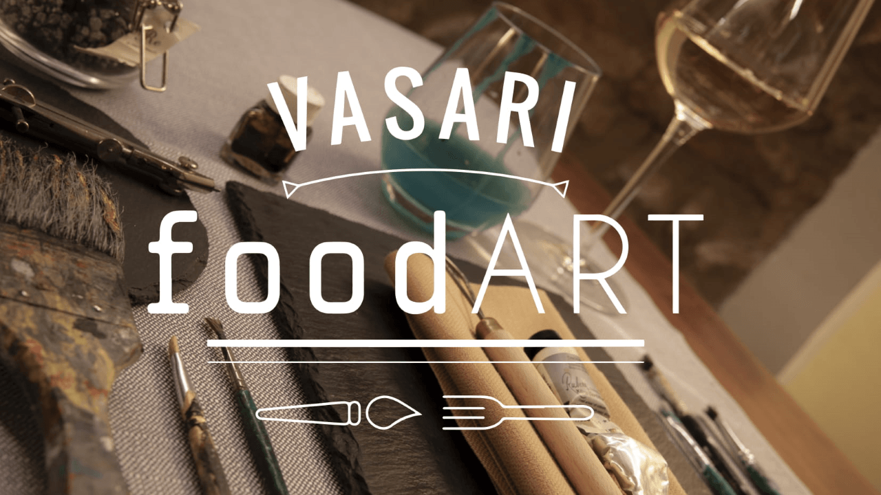 Vasari FoodArt pitta come mangi nian intervista