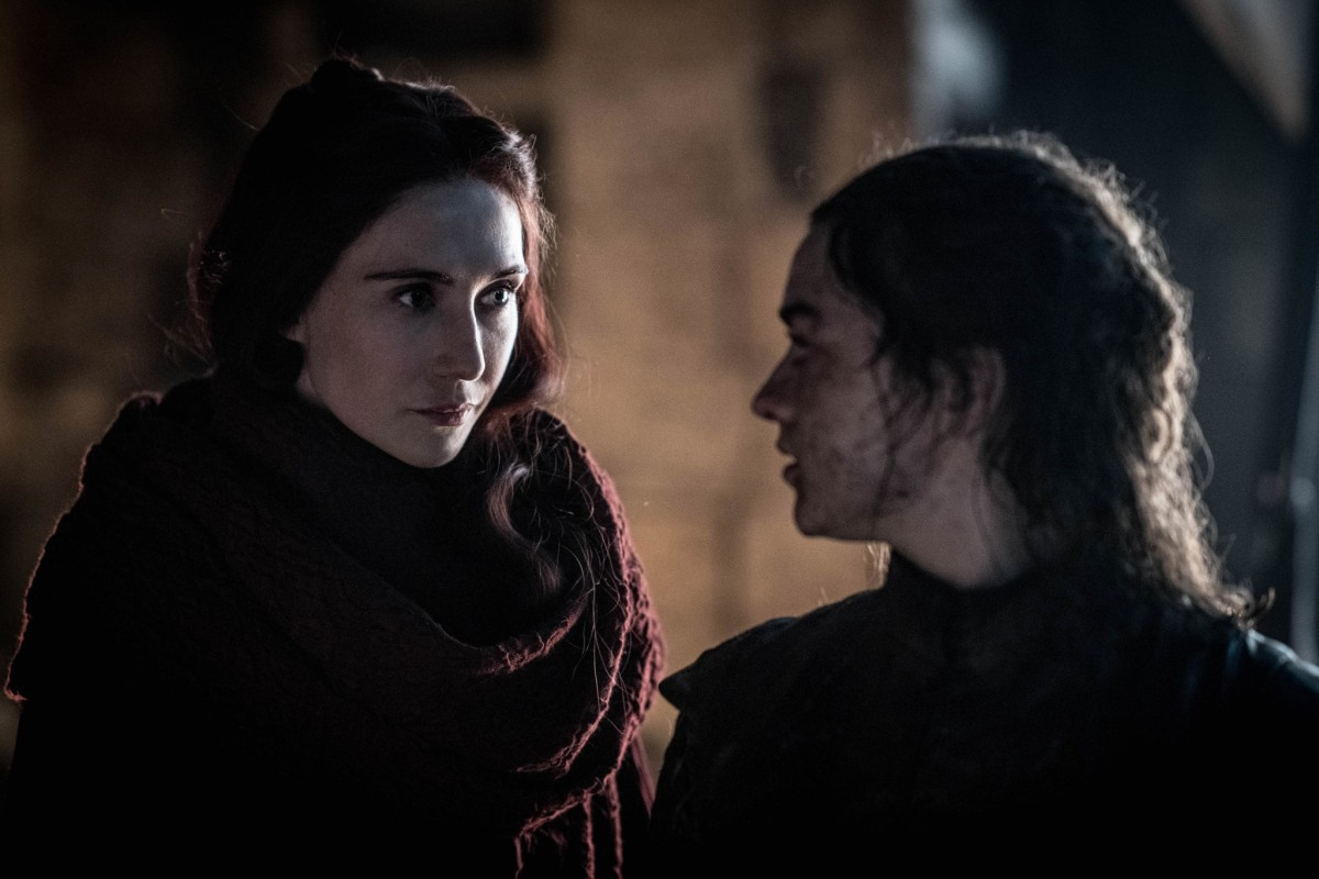 Melisandre Arya