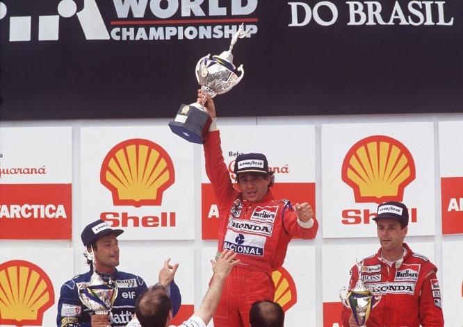 Senna Brasile