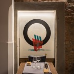Vasari foodART Firenze || Intervista || Three Faces || In foto, un'opera di Rmogrl8120