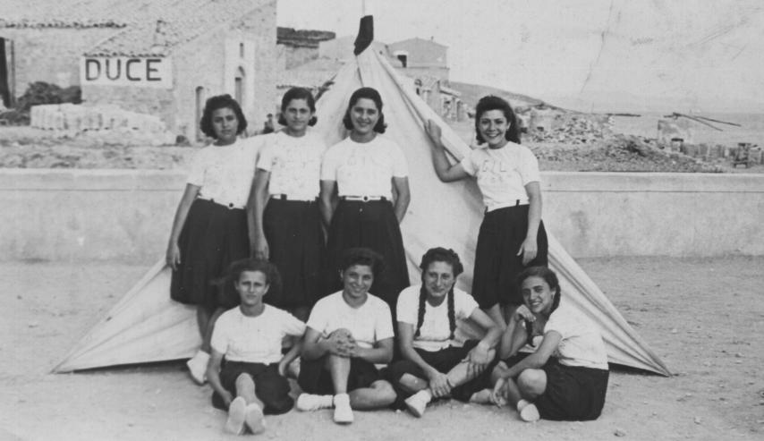 Letture ai tempi del fascismo, un articolo di Tiziana Caudullo || Three Faces || La nuova donna fascista