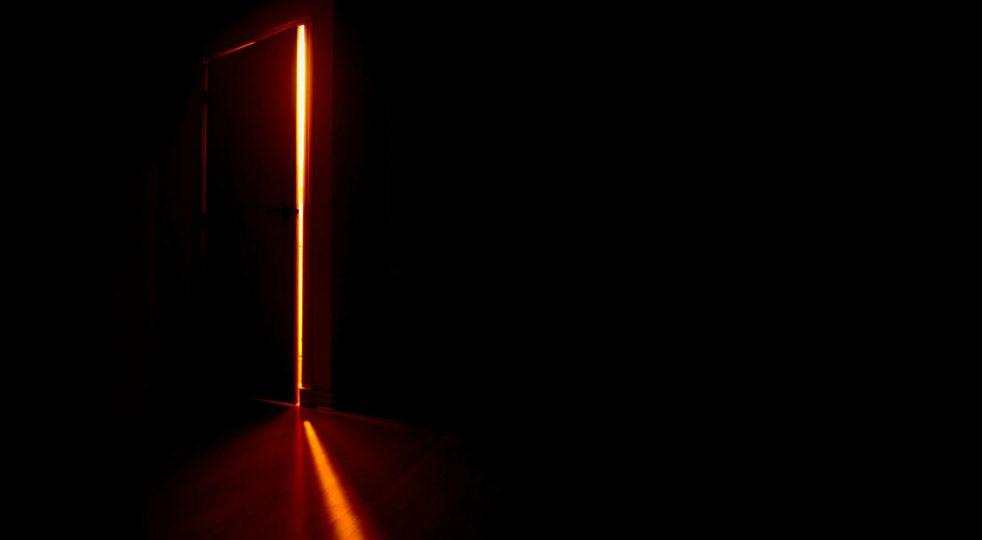 Porta buio