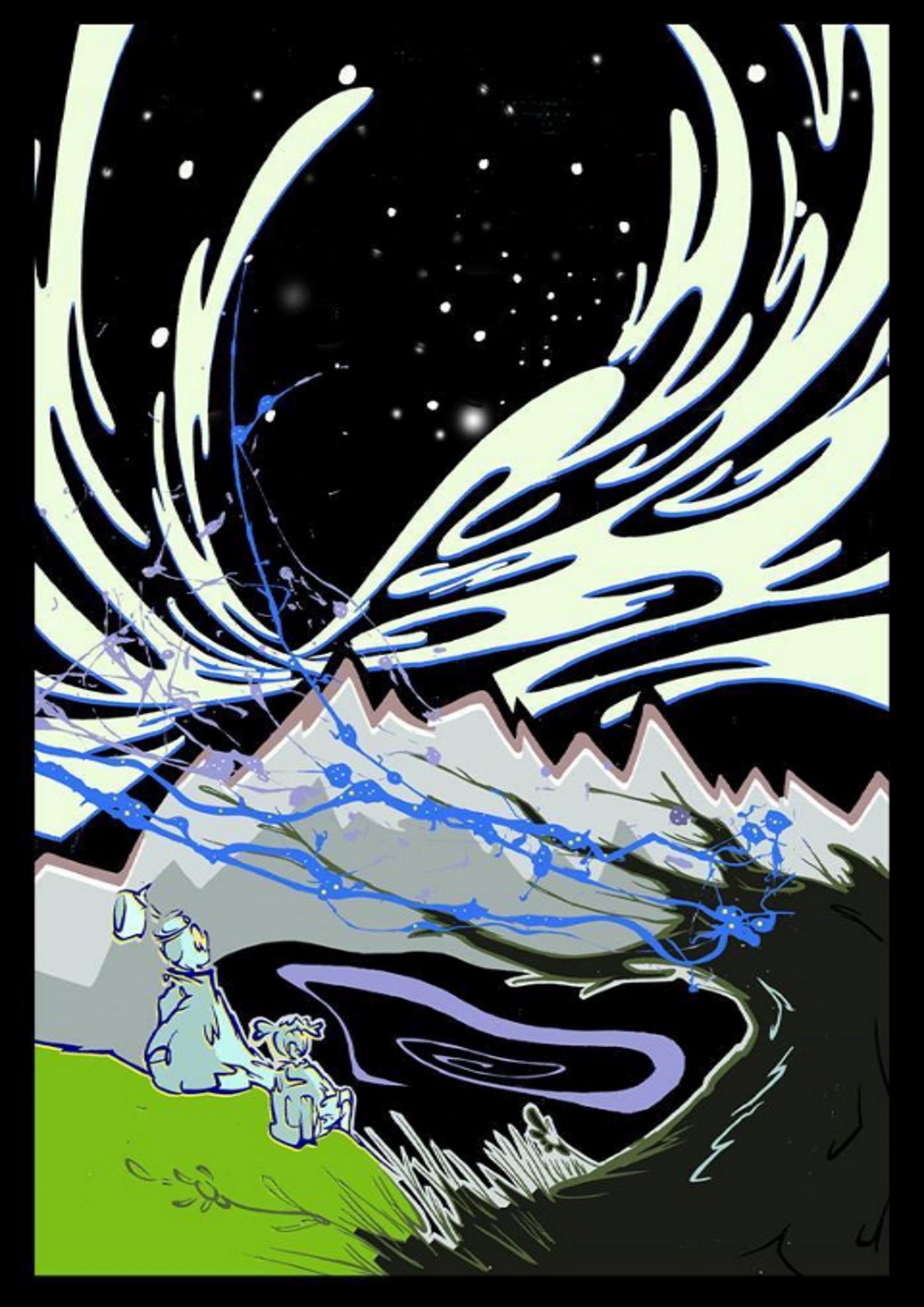 I giusti sentimenti, racconto di F. Bordonali illustrazione di Brucio