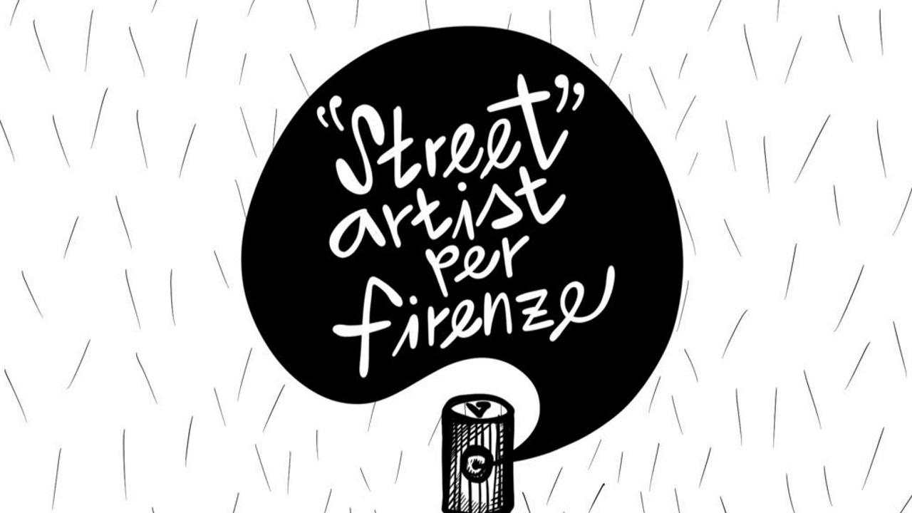#streetartistperfirenze, asta benefit per Careggi || Three Faces