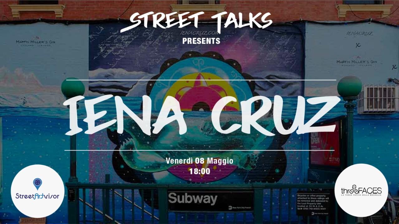 Street Talks #1 || Iena Cruz