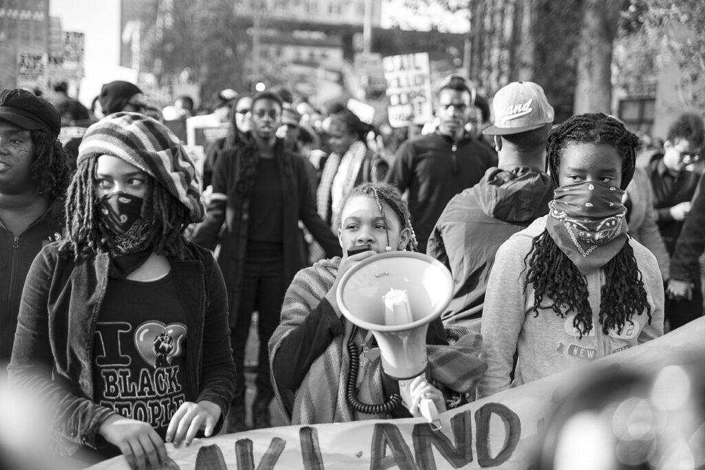 black lives matter auckland