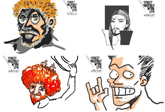 Live Sketching @ Multiverso (FI)    19 ottobre 2015    Image