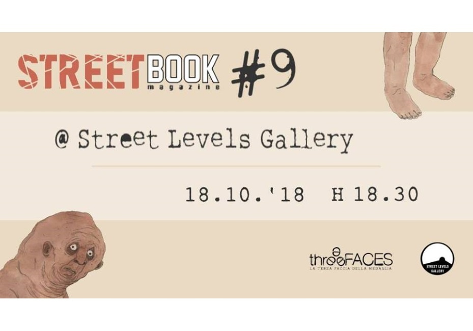 StreetBook Magazine #9 || Street Levels Gallery || Foto