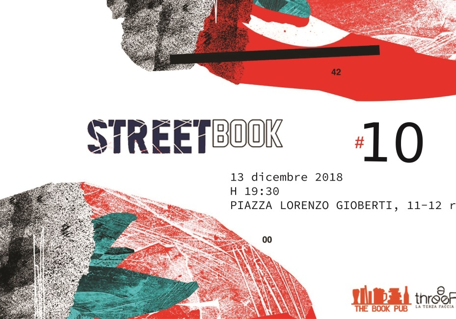StreetBook Magazine #10 || Presentazione @ The Book Pub (FI)