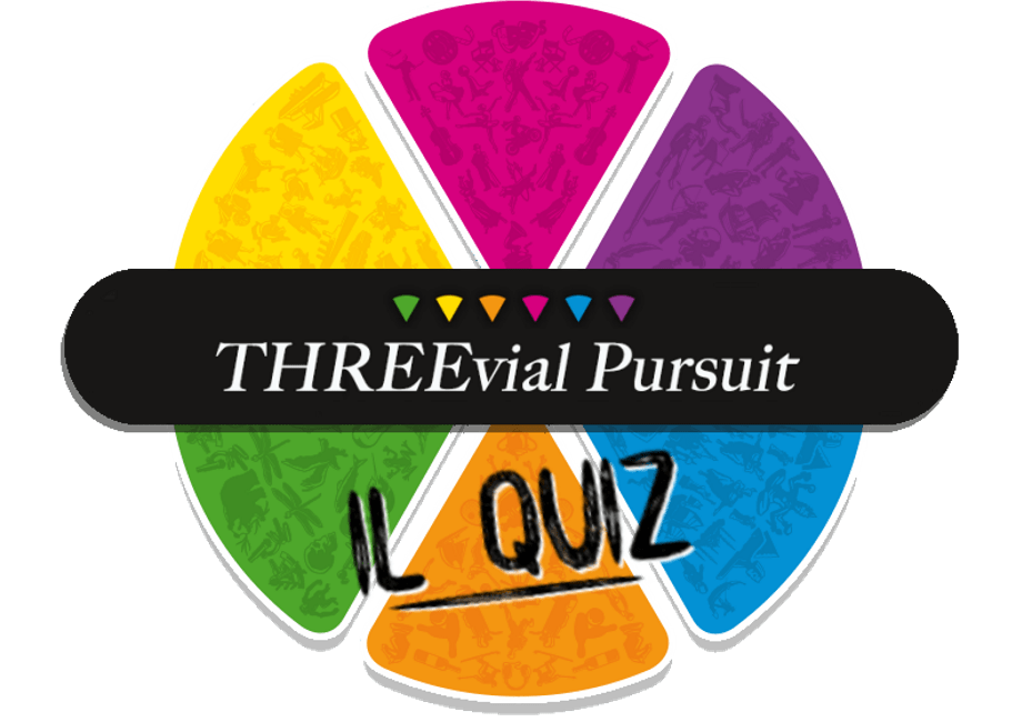Il THREEvial Pursuit sul Trivial Pursuit sul THREEvial Pursuit