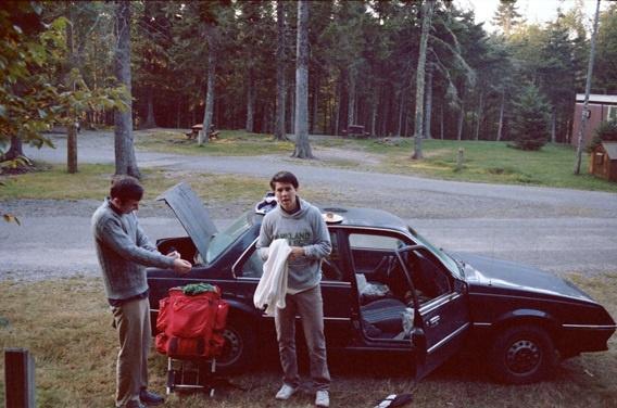 David Foster Wallace e Mark Costello