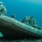 Appunti per un naufragio, un articolo di C. Francioni || Three Faces