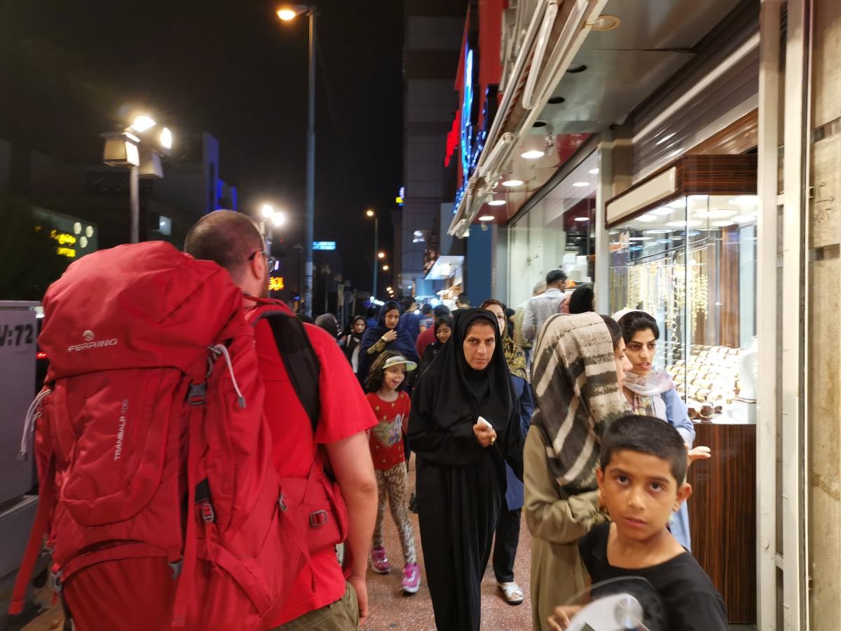 4 Ristoranti Iran, un articolo di G. Bindi || Three Faces