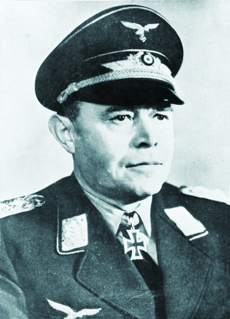 feldmaresciallo Kesselring rastrellamenti partigiani