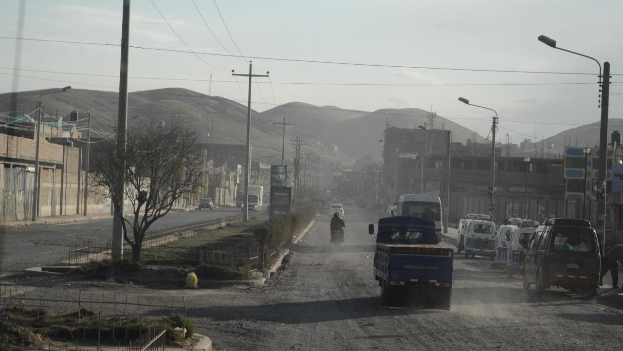 Perù e Bolivia (pt. 2), un articolo di G. Levantini || Threevial Pursuit