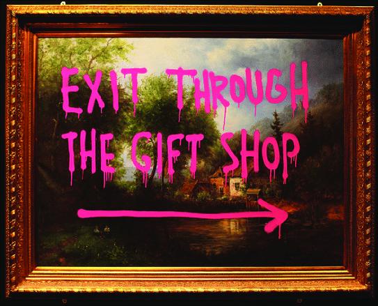 arte e capitalismo gift shop
