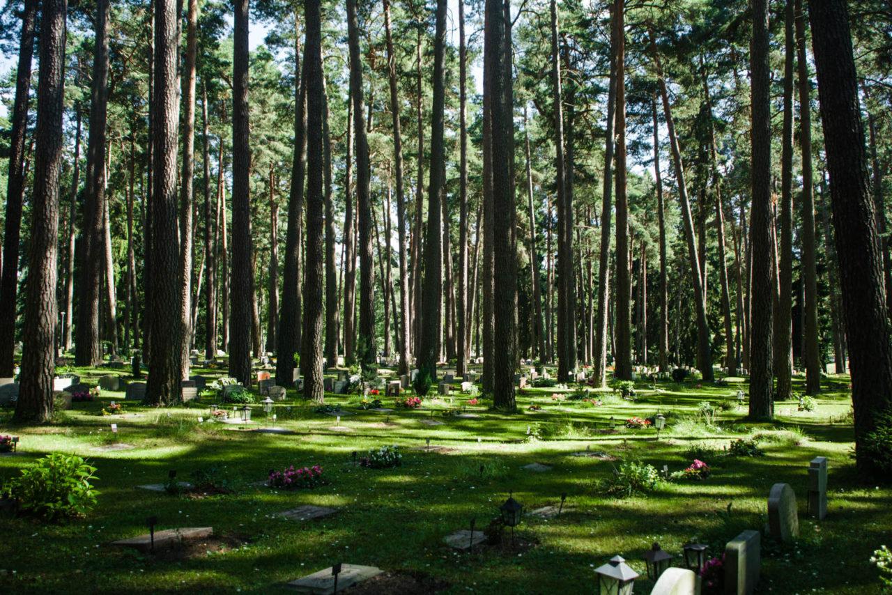 Cimitero nella foresta stoccolma