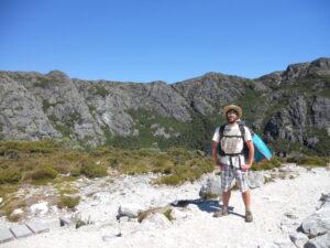 03 Gianluca Bindi_Waltzing Matilda_romanzo di viaggio_Tasmania Cradle Mountain NP 3 - Overland Track