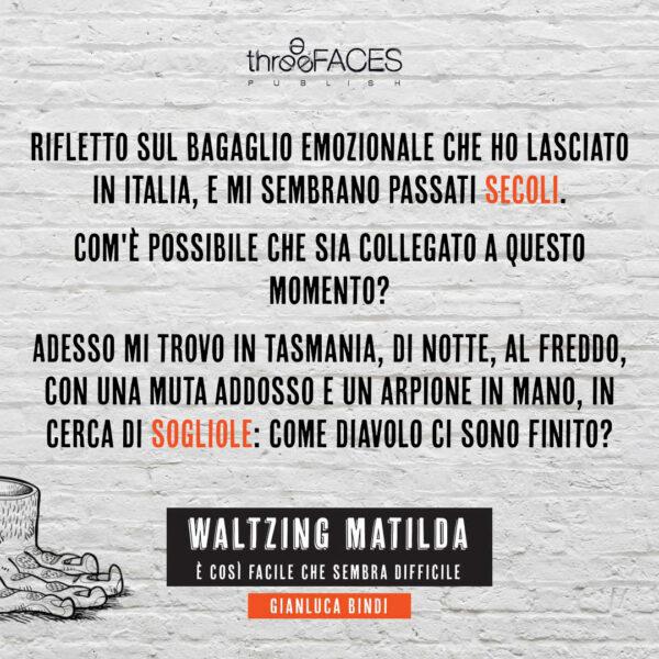 Waltzing Matilda di Gianluca Bindi_romanzo di viaggio storia vera_citazione2