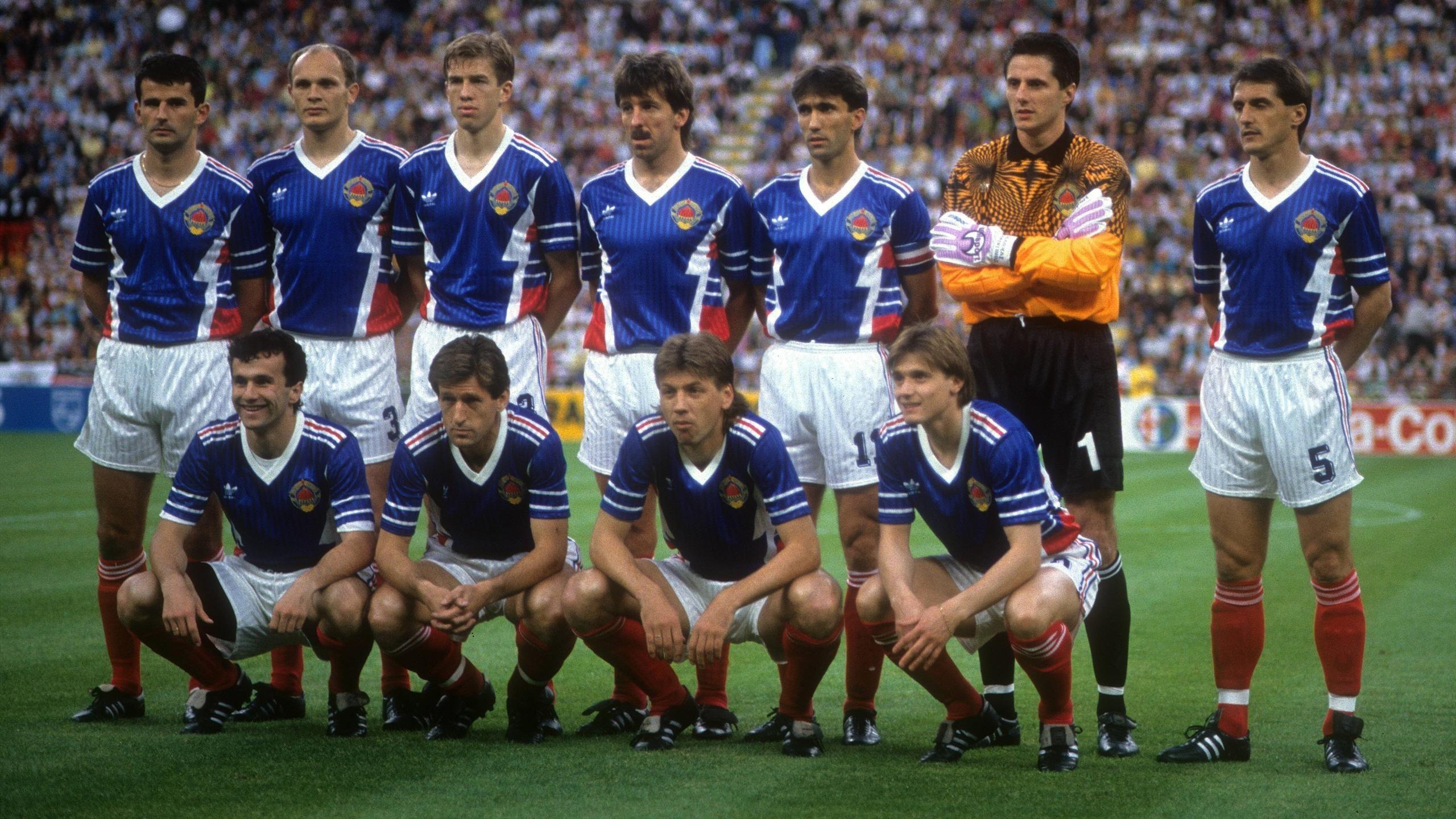 jugoslavia mondiali 1990