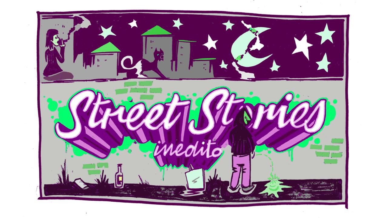 Sconosciuti, un racconto di G. Fiore    Street Stories – INEDITO