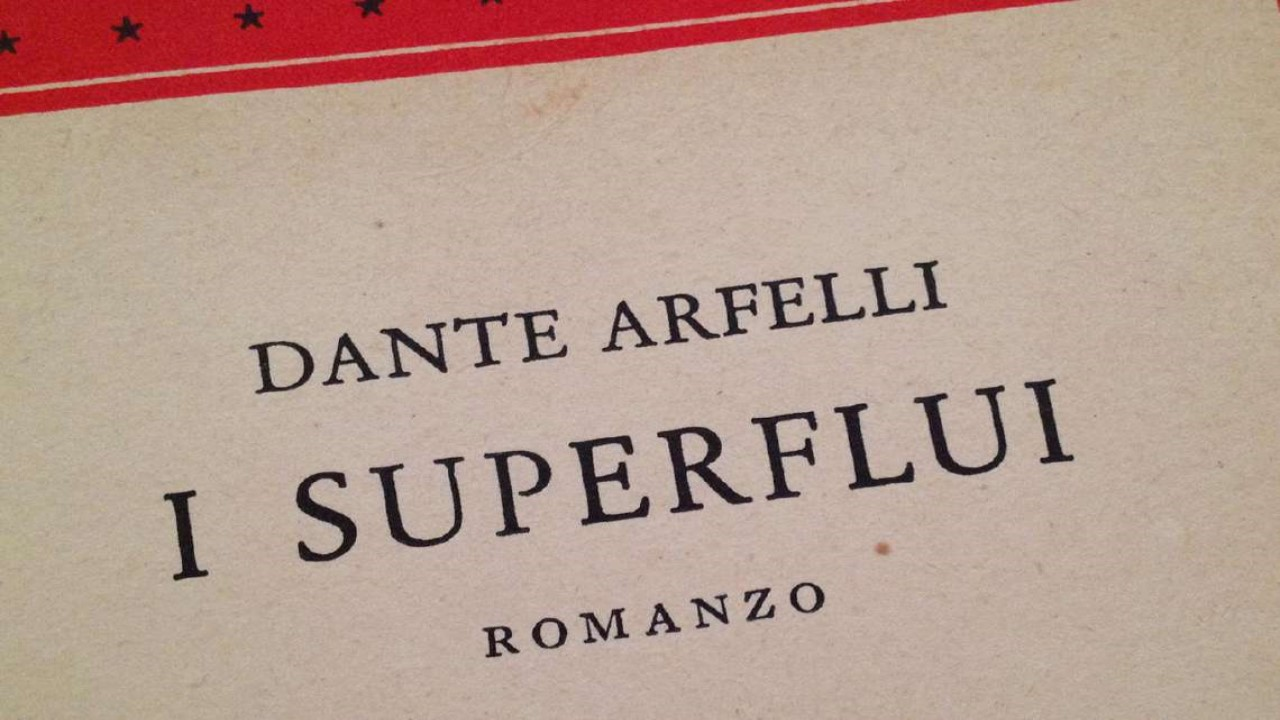 I superflui di Dante Arfelli, un articolo di R. Cannarsa || THREEvial Pursuit