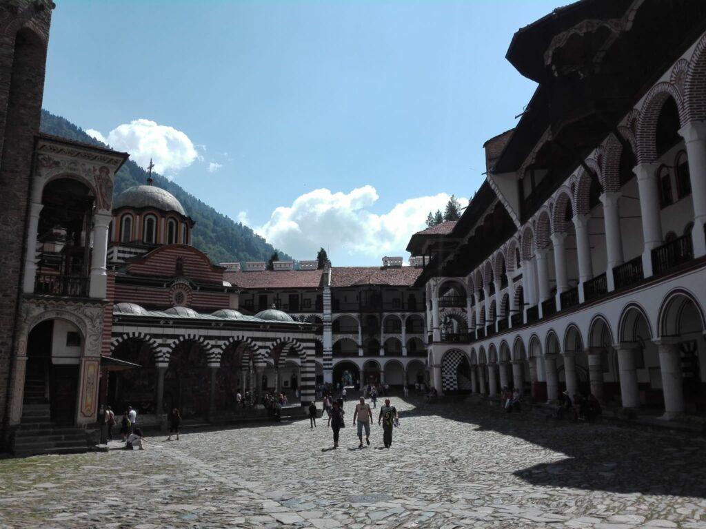 rila bulgaria monastero