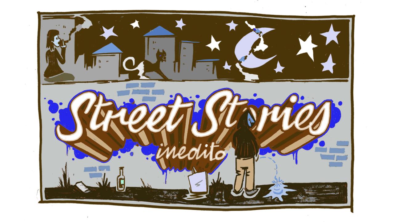Flemma, un racconto di D. Petrelli || Street Stories – INEDITO