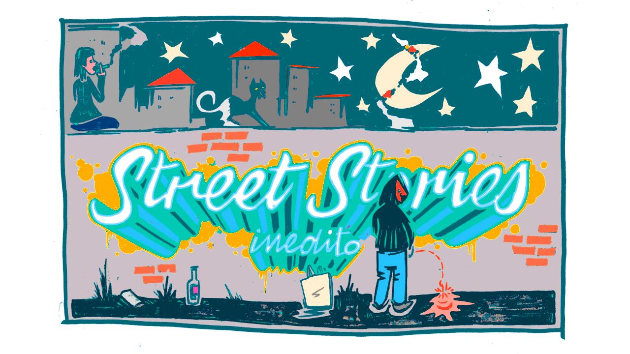 Rami neri e nodosi, un racconto di M. Andreas || Street Stories – INEDITO