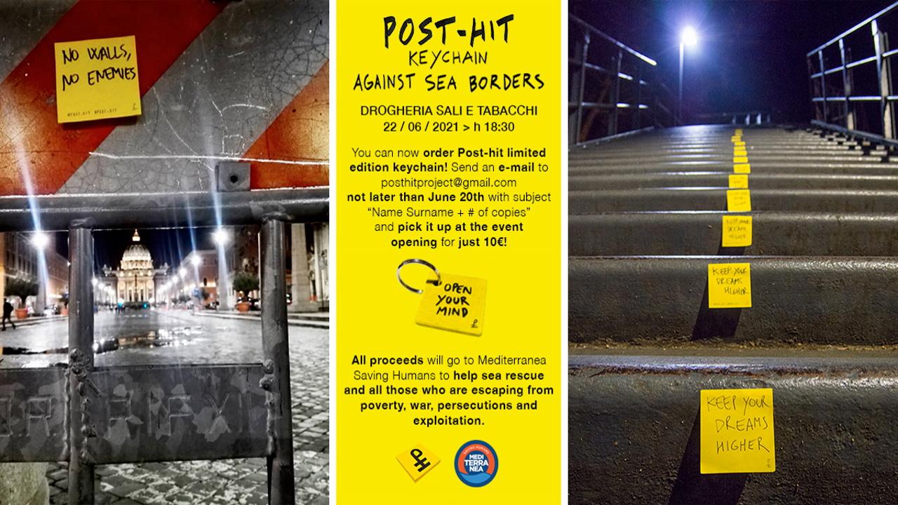 Post-hit per Mediterranea Saving Humans || 22-30 giugno @ La Drogheria