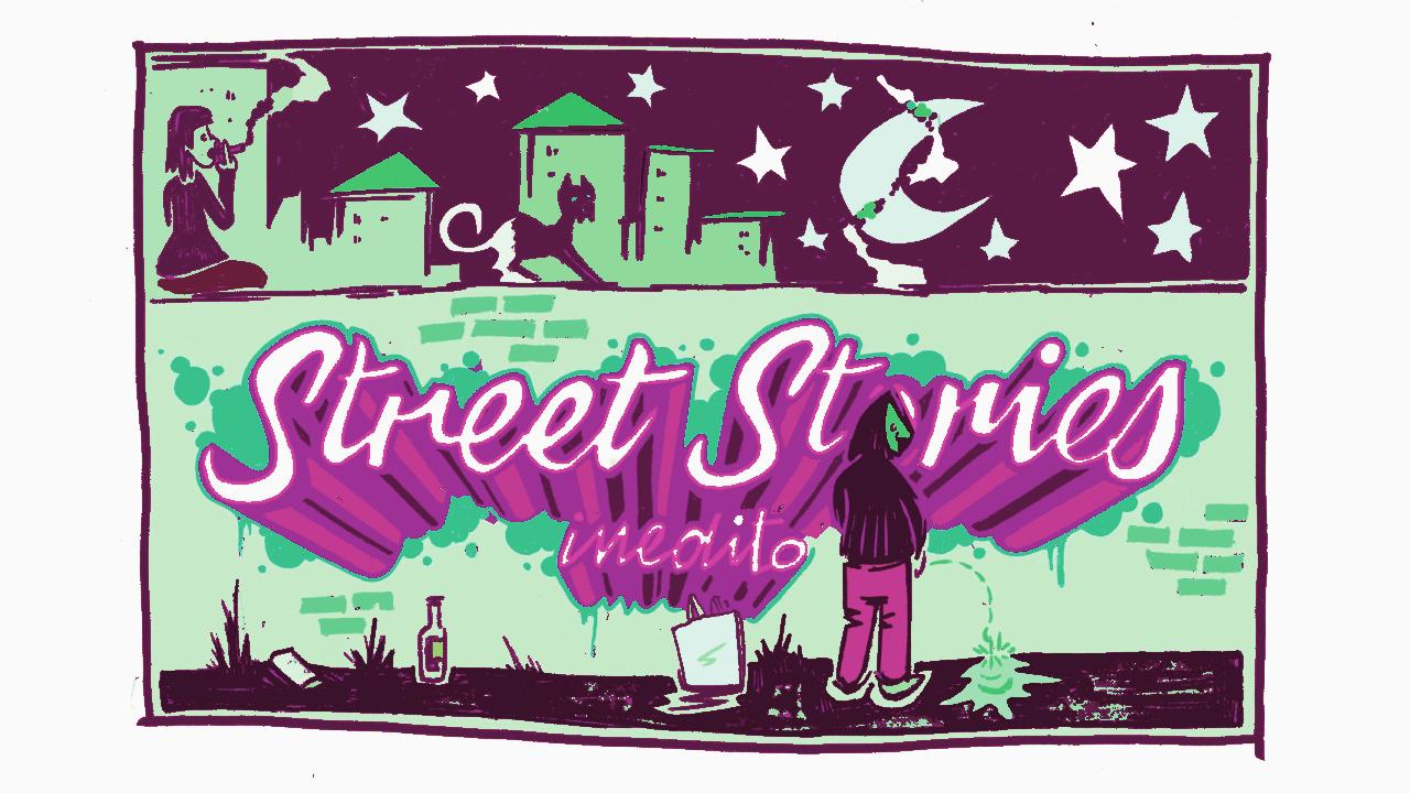 Irina, un racconto di M. Vidon || Street Stories – INEDITO