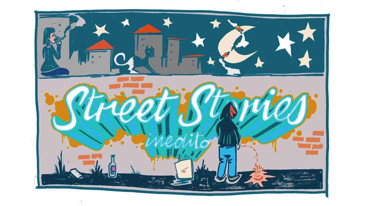 La Madonna incastrata, un racconto di A. Pauletto || Street Stories – INEDITO