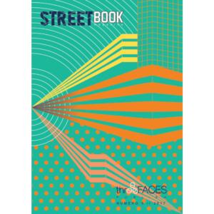 StreetBook Magazine #5, artista Elise Brique, Three Faces