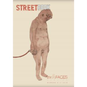 Copertina a opera di NemO's di SteetBook Magazine #9_fronte
